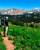 Hiking the Teton Crest Trail